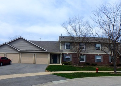 1244 N Red Oak Circle UNIT 2, Round Lake Beach, IL 60073 - #: 10349072