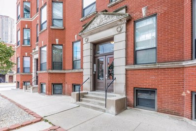 805 W Bradley Place UNIT G, Chicago, IL 60613 - #: 10349369