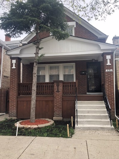 6439 S Talman Avenue, Chicago, IL 60629 - MLS#: 10349385