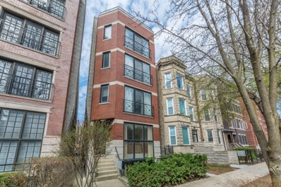 3534 N Fremont Street UNIT 1, Chicago, IL 60657 - #: 10349502