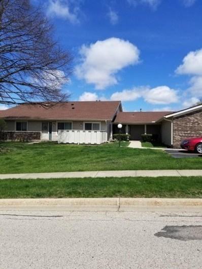 5116 W Thornwood Drive UNIT C, Mchenry, IL 60050 - #: 10349817