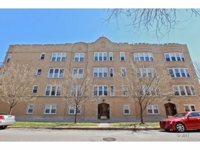 5255 N Rockwell Street UNIT 3, Chicago, IL 60625 - MLS#: 10349824