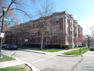 1203 Michigan Avenue UNIT 3, Evanston, IL 60202 - #: 10350045