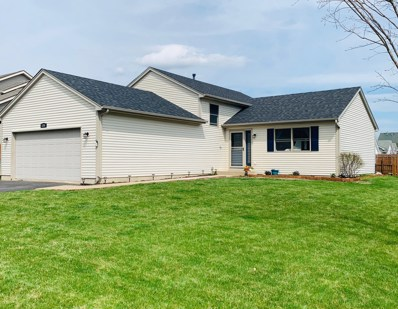 1261 Wood Drive, Woodstock, IL 60098 - #: 10350175
