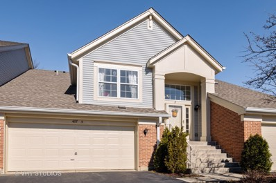 437 Cromwell Circle UNIT 3, Bartlett, IL 60103 - #: 10350245