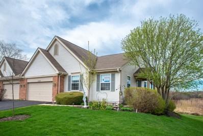 1228 E Oakwood Drive, Fox Lake, IL 60020 - #: 10350481
