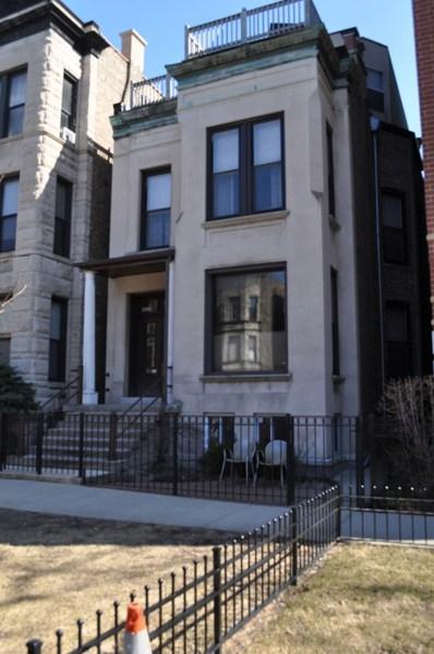 3729 N Sheffield Avenue UNIT G, Chicago, IL 60613 - #: 10350514