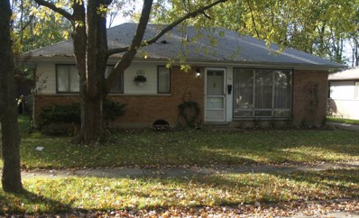 129 Well Street, Park Forest, IL 60466 - MLS#: 10350525