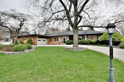 6815 County Line Lane, Burr Ridge, IL 60527 - #: 10350602