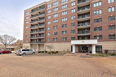 770 Pearson Street UNIT 2-603, Des Plaines, IL 60016 - #: 10351241