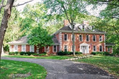 1551 Rudd Court, Libertyville, IL 60048 - #: 10351277