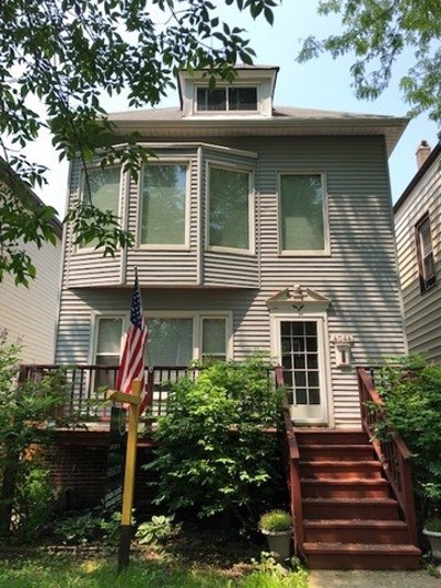 4044 N Campbell Avenue, Chicago, IL 60618 - #: 10352066