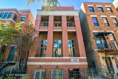 2152 N Racine Avenue UNIT 2, Chicago, IL 60614 - #: 10352091