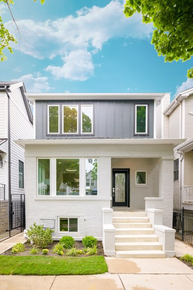 4036 N Maplewood Avenue, Chicago, IL 60618 - #: 10352302