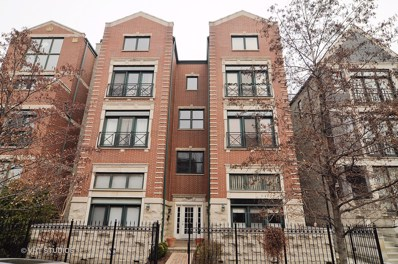 867 N Paulina Street UNIT 1N, Chicago, IL 60622 - #: 10352304