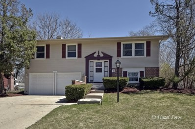 1344 Blair Lane, Hoffman Estates, IL 60169 - #: 10352398