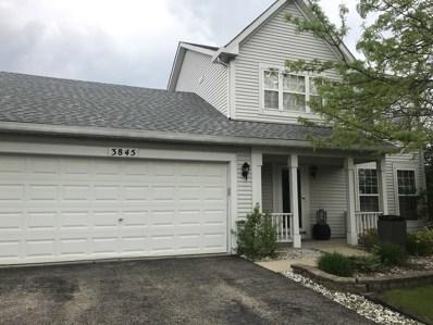 3845 Cheryl Court, Aurora, IL 60504 - MLS#: 10352485