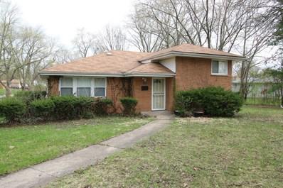 3107 Longfellow Avenue, Hazel Crest, IL 60429 - #: 10352504