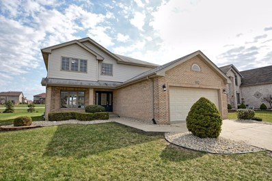 6117 Amherst Place, Matteson, IL 60443 - #: 10352510