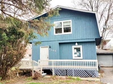 1315 N Pleasant Drive, Round Lake Beach, IL 60073 - #: 10352562