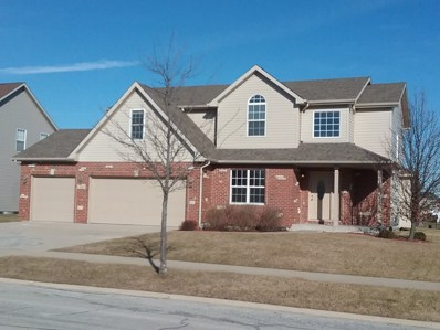 255 Poplar Lane, Beecher, IL 60401 - MLS#: 10352764