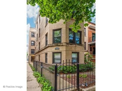 1250 W Cornelia Avenue UNIT 1N, Chicago, IL 60657 - #: 10352840