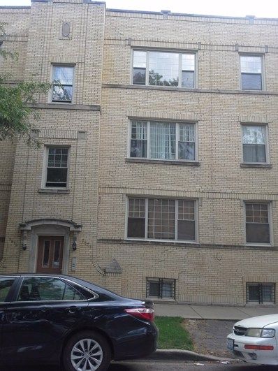 2821 W Rosemont Avenue UNIT 3, Chicago, IL 60659 - #: 10352941