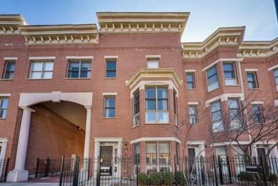 1727 W Belmont Avenue, Chicago, IL 60657 - #: 10352944