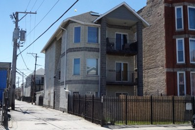 2413 W Polk Street UNIT 3, Chicago, IL 60612 - MLS#: 10353228
