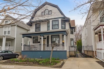 1824 W Berenice Avenue, Chicago, IL 60613 - #: 10353306