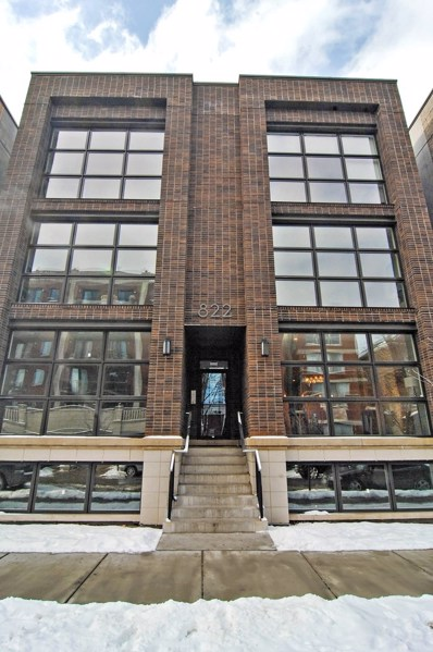 822 N Marshfield Avenue UNIT 2N, Chicago, IL 60622 - #: 10353309