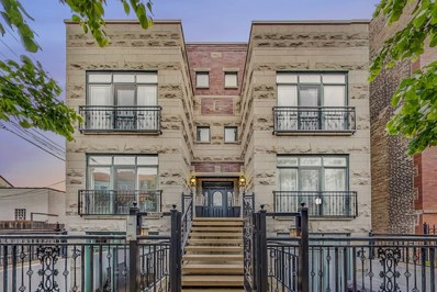 2342 W Montana Street UNIT 1W, Chicago, IL 60647 - #: 10353670