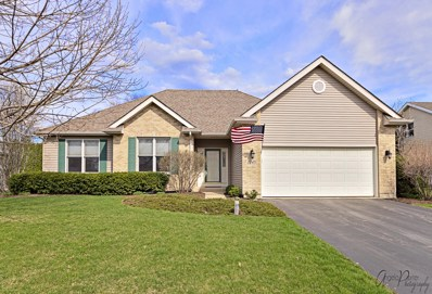 1245 Amber Court, Woodstock, IL 60098 - #: 10353759