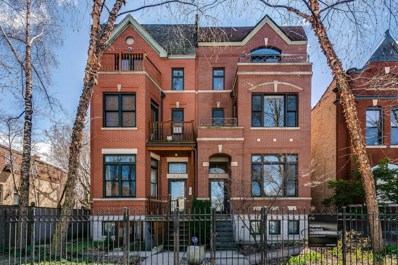2031 W Evergreen Avenue UNIT 4W, Chicago, IL 60622 - #: 10354020