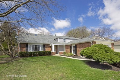 1033 Rosewood Terrace, Libertyville, IL 60048 - #: 10354077