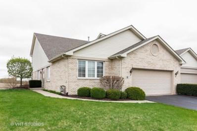 82 Iliad Drive, Tinley Park, IL 60477 - MLS#: 10354113
