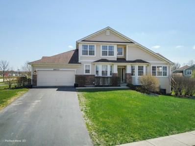 26033 Timber Ridge Drive, Channahon, IL 60410 - #: 10354202