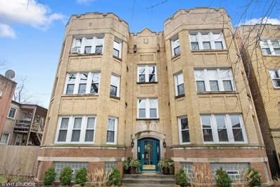 6308 N Richmond Street UNIT 3N, Chicago, IL 60659 - #: 10354263