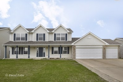 221 Acorn Drive, Poplar Grove, IL 61065 - #: 10354554