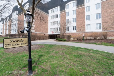 225 Lake Boulevard UNIT 519, Buffalo Grove, IL 60089 - #: 10354608