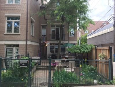 2734 N Janssen Avenue UNIT A, Chicago, IL 60614 - MLS#: 10354654