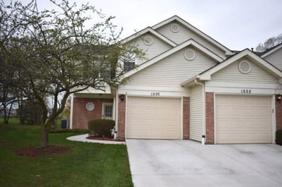 1500 Golfview Court, Glendale Heights, IL 60139 - MLS#: 10355135