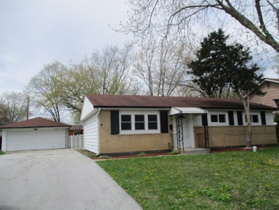17730 Rosewood Terrace, Country Club Hills, IL 60478 - MLS#: 10355265