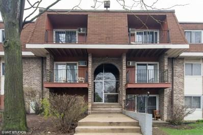 535 Hill Drive UNIT 101, Hoffman Estates, IL 60194 - #: 10355477