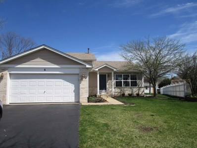 6 Asbury Court, Lake In The Hills, IL 60156 - #: 10355895