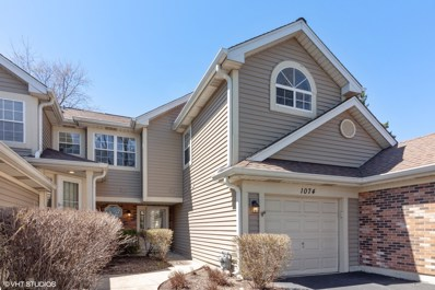 1074 Lakewood Circle, Carol Stream, IL 60188 - #: 10355913