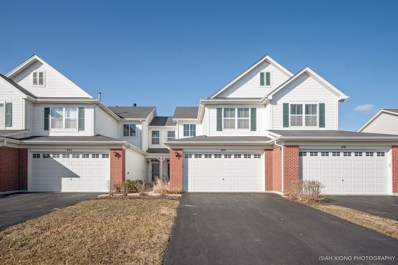 489 Dancer Lane UNIT 489-A1, Oswego, IL 60543 - #: 10356016