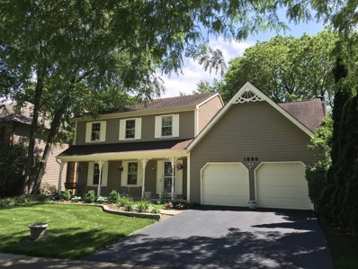 1594 Derby Court, Naperville, IL 60563 - #: 10356228