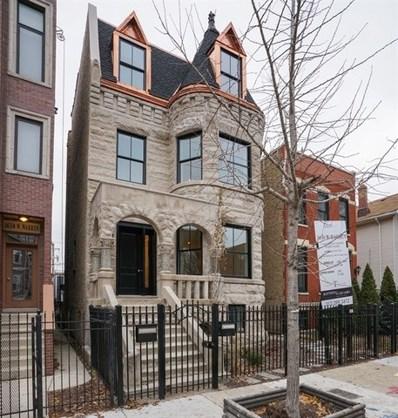 1630 W Warren Boulevard UNIT 2, Chicago, IL 60607 - #: 10356292