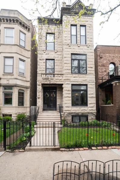 850 W Oakdale Avenue UNIT 1, Chicago, IL 60657 - #: 10356449